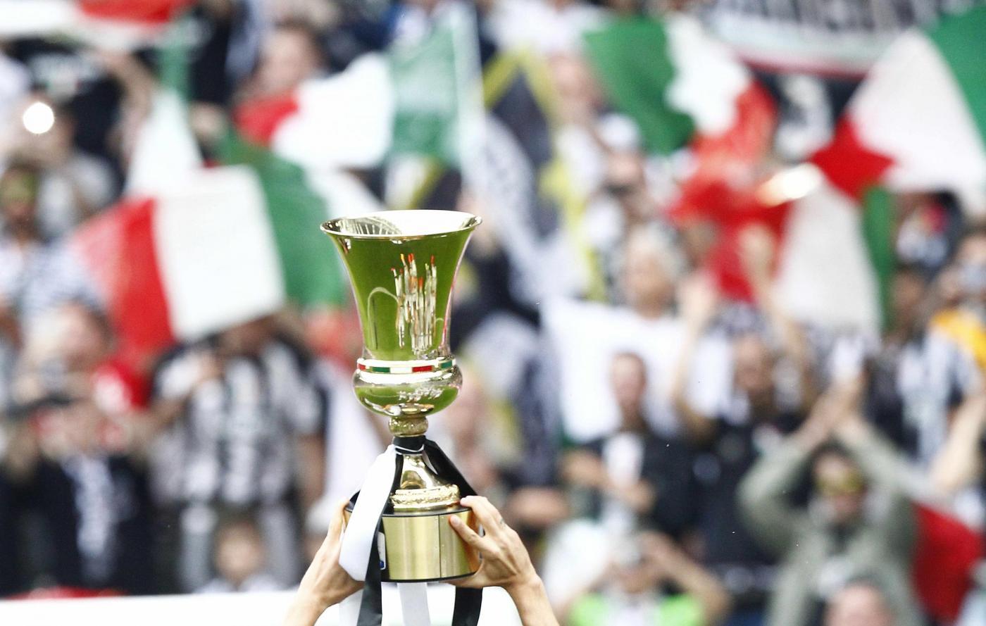 b3dd4adda5e93f Coppa Italia, finale Milan-Juventus: al via la vendita dei biglietti, le  ultime