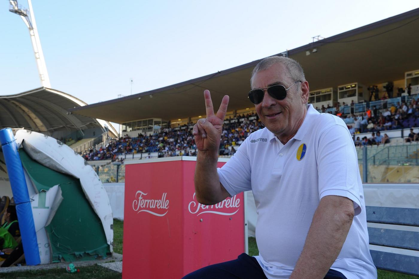 Modena, Caliendo cede la società ad Aldo Taddeo