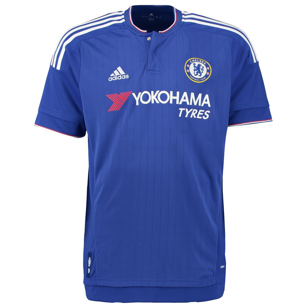 divisa calcio Chelsea nuova