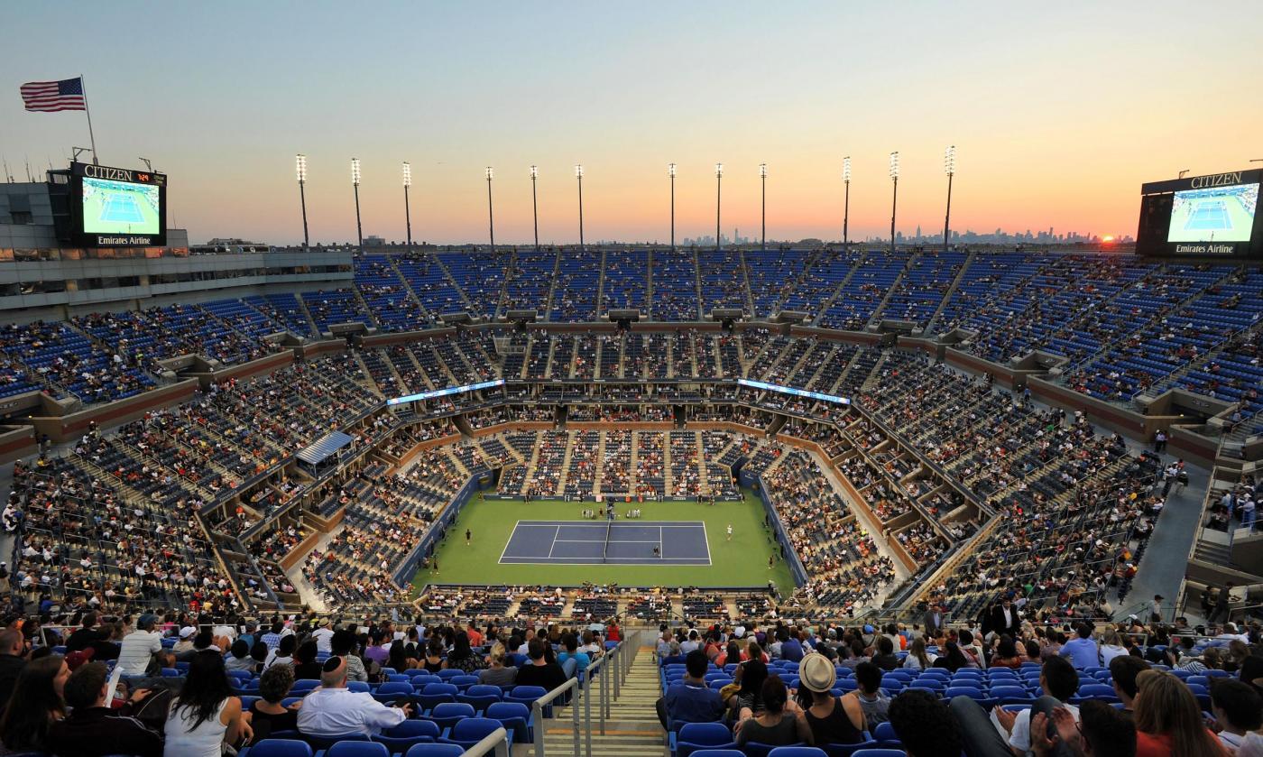 Tennis u s open anche a new york un montepremi stellare for Un re a new york