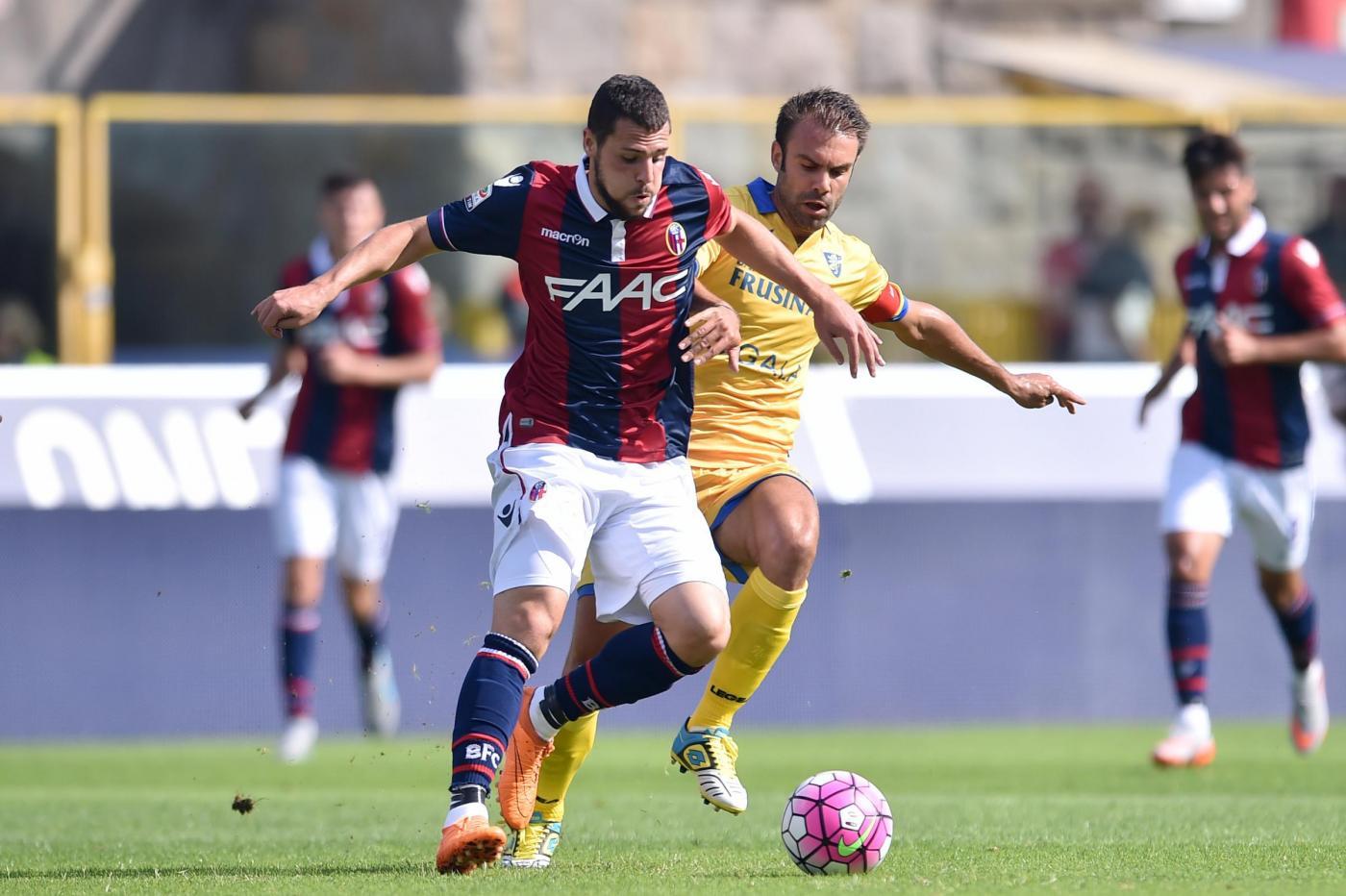 Bologna-Frosinone 1-0: le pagelle di CalcioWeb