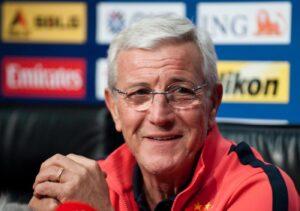 """Lippi: """"La Juve è imbattuta nonostante stia giocando al 60%,"""