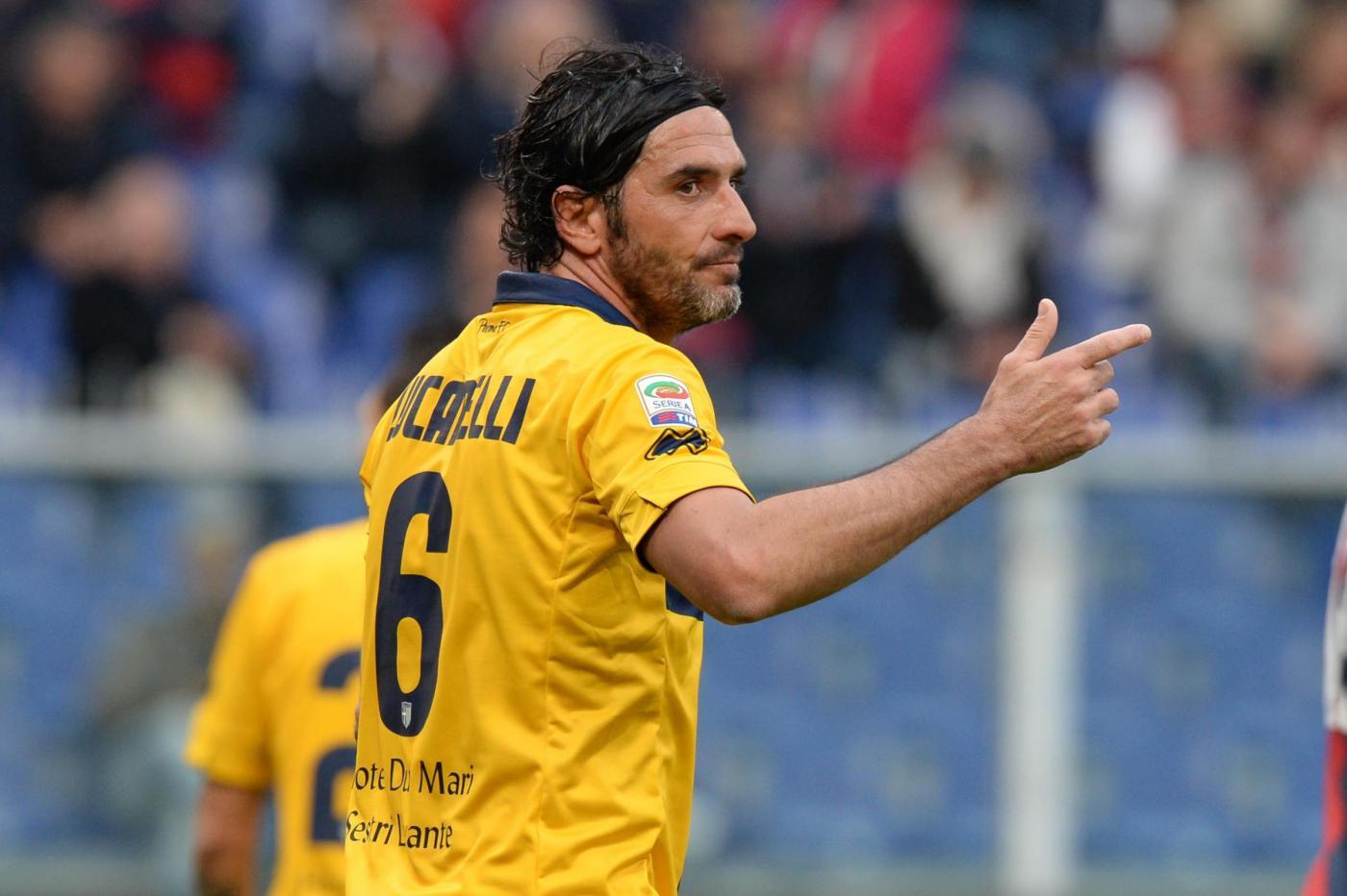 """Parma in crisi, Lucarelli si rivolge ai tifosi: """"Ecco perchè non sono venuto sotto la curva"""""""