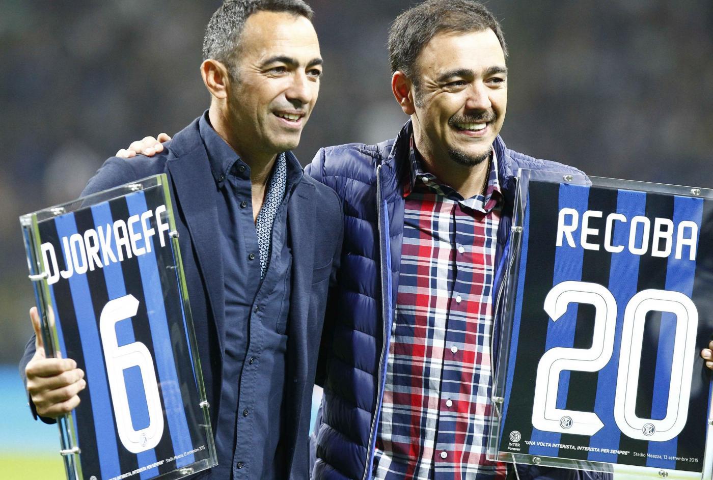 Djorkaeff Inter