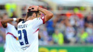 """Genoa, Pandev ancora incredulo: """"L'arbitro si è messo a ride"""