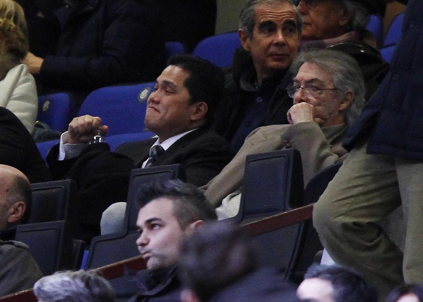 Inter, Moratti pronto a tornare nella società nerazzurra: ecco il clamoroso scenario
