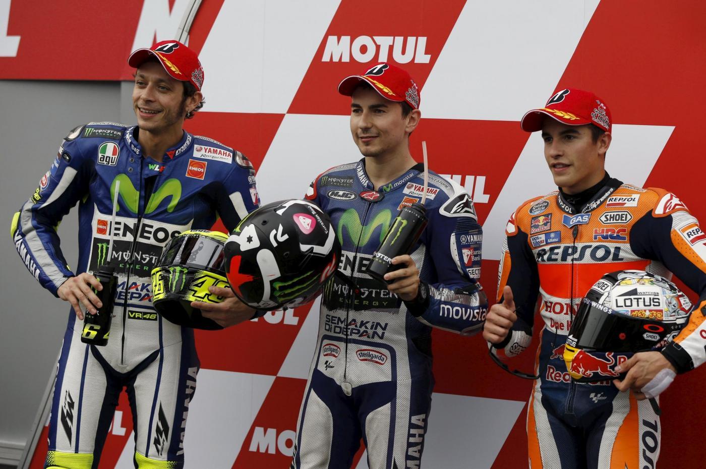 MotoGp, Marquez rivela: