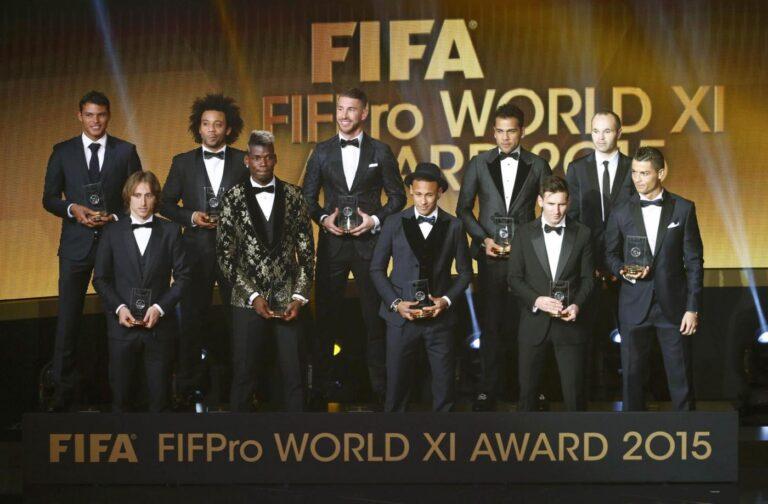 Pallone d'Oro Ronaldo
