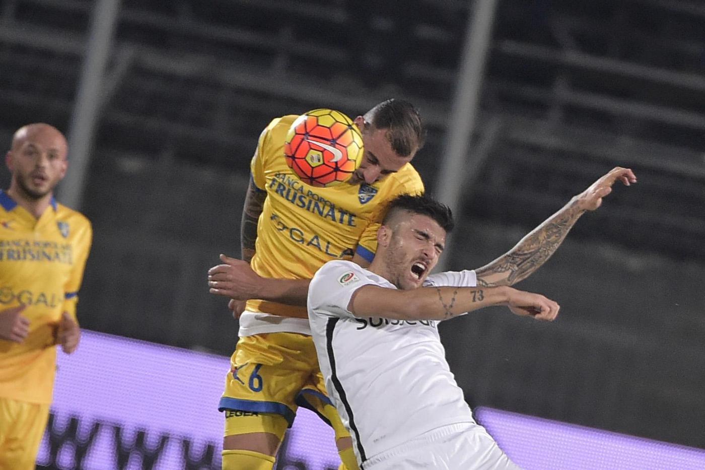 Frosinone-Atalanta 0-0 La diretta Stellone cerca la vittoria per respirare