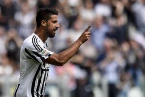 Juventus, Sami Khedira può tornare in attività
