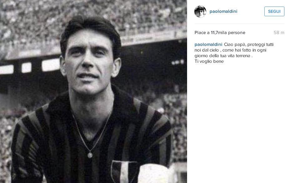 paolo maldini instagram
