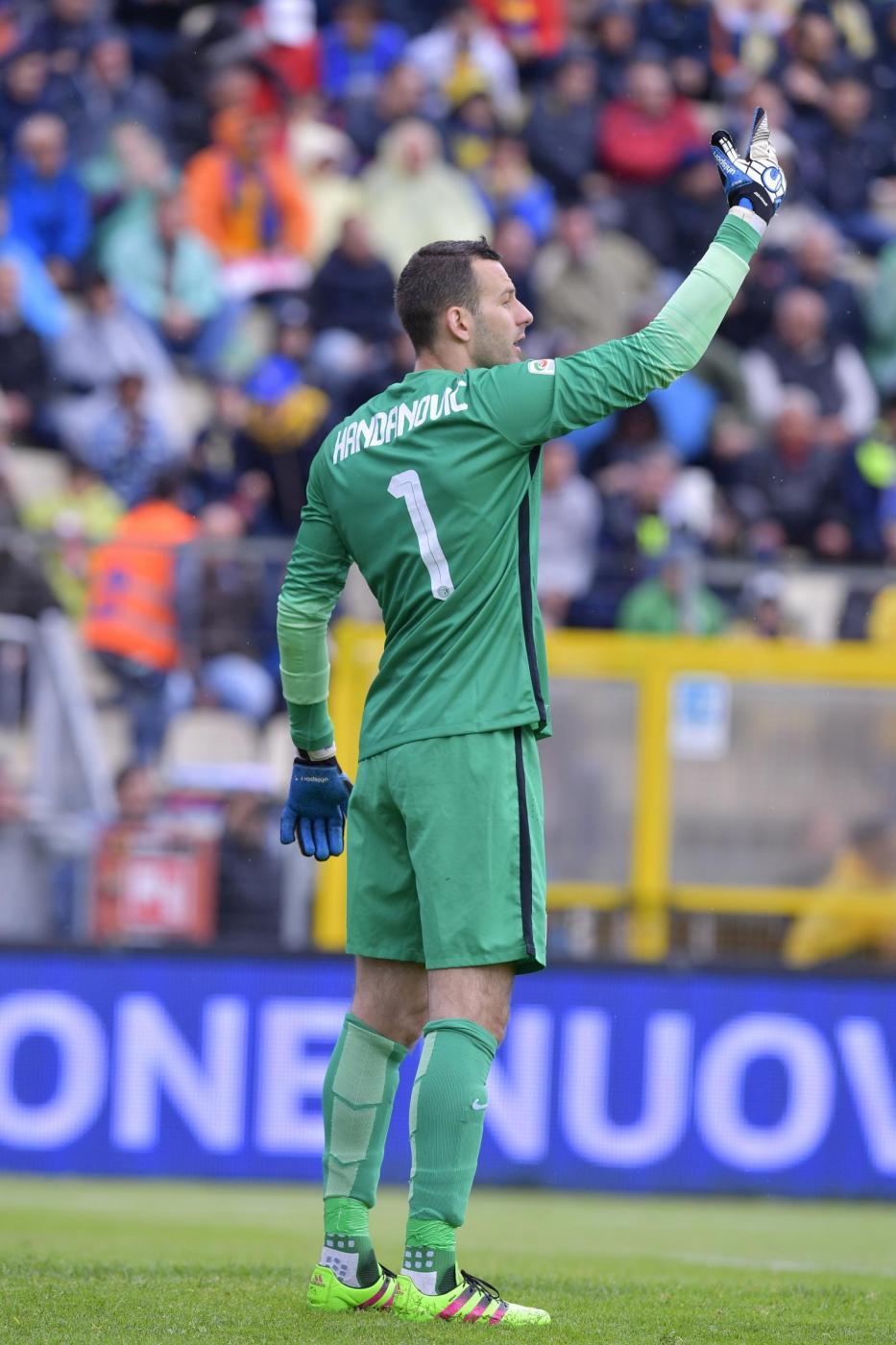 Handanovic (Foto Alfredo Falcone - LaPresse)