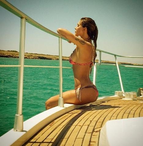 Belen Foto Instagram (Iannone)