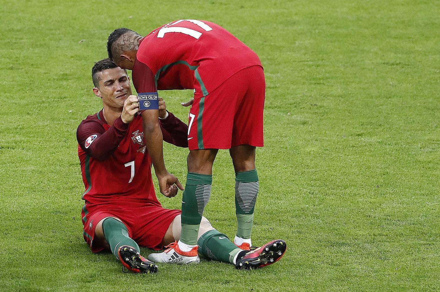 Cristiano Ronaldo (Foto LaPresse - Fabio Ferrari)