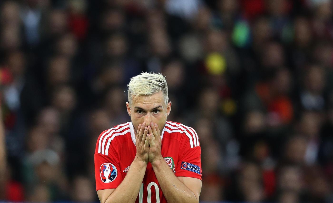 Ramsey (Foto LaPresse - Spada)