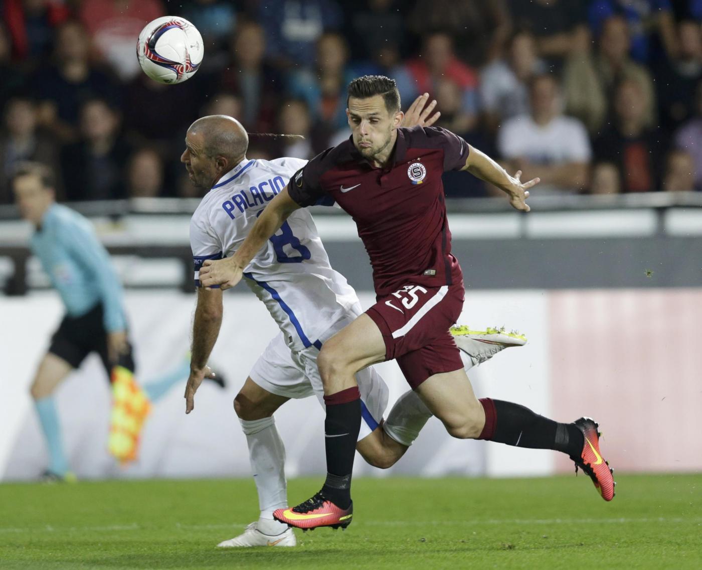 Palacio (LaPresse/Reuters)