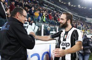 """Sarri vince la Panchina d'oro: """"finalmente batto Allegri! Sulla Juve ed Higuain…"""""""