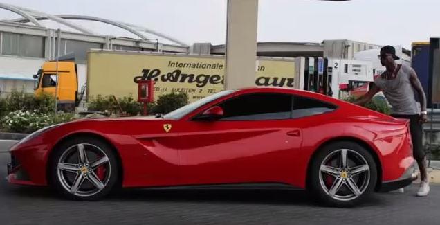 6 - Balotelli - Ferrari F12 Berlinetta 356.000 euro
