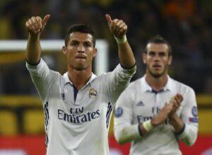 Cristiano Ronaldo (LaPresse/Reuters)