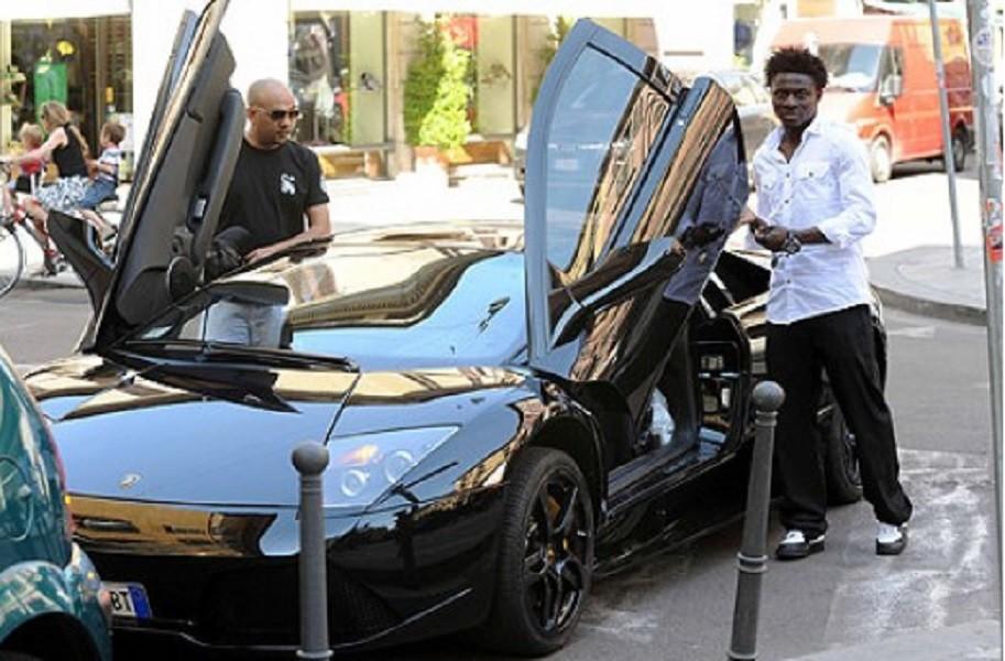 7 - OBAFEMI MARTINS (N50M Lamborghini, 283.000 EURO)
