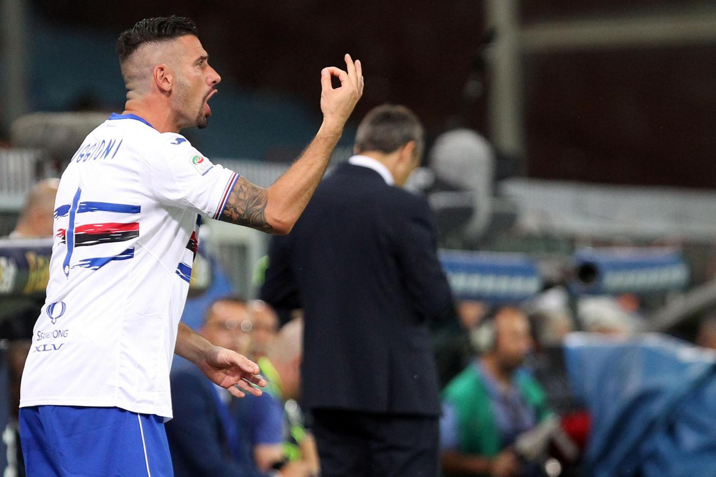 Sampdoria puggioni a tutto campo dalla sua stagione for Tuttocampo serie d