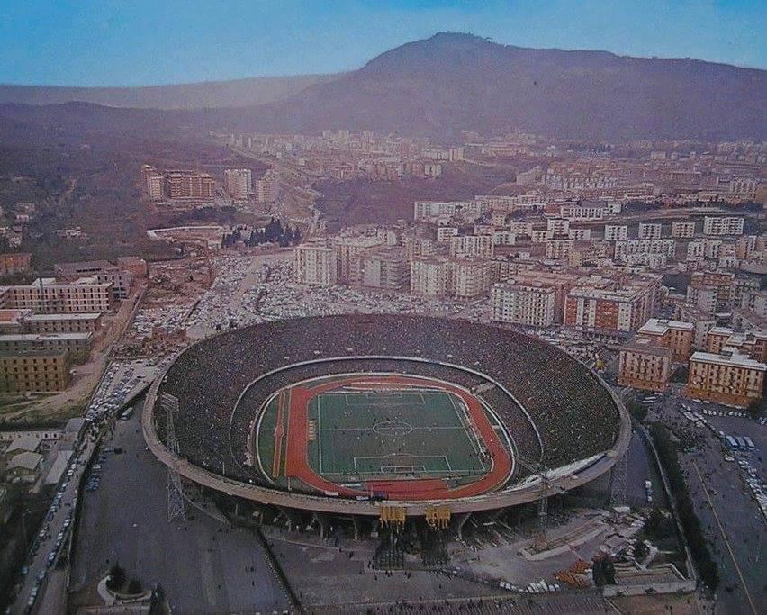 San Paolo, 20 Ottobre 1979: il record di spettatori