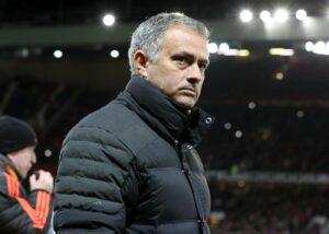 Mourinho (Foto LaPresse/PA)