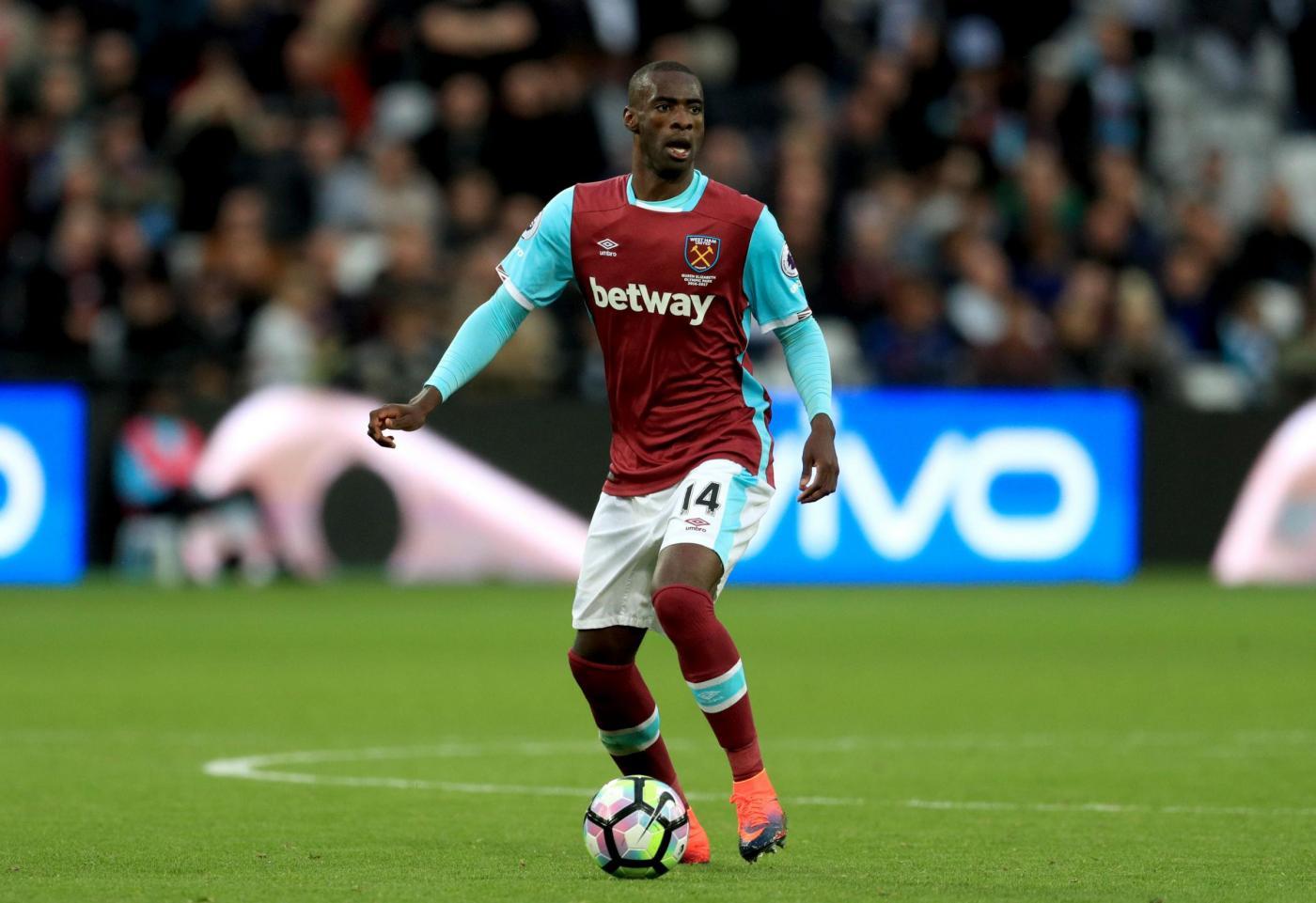 Obiang (Foto LaPresse/PA)