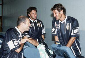 Juventus, Del Piero e Zidane: due leggende, due colori