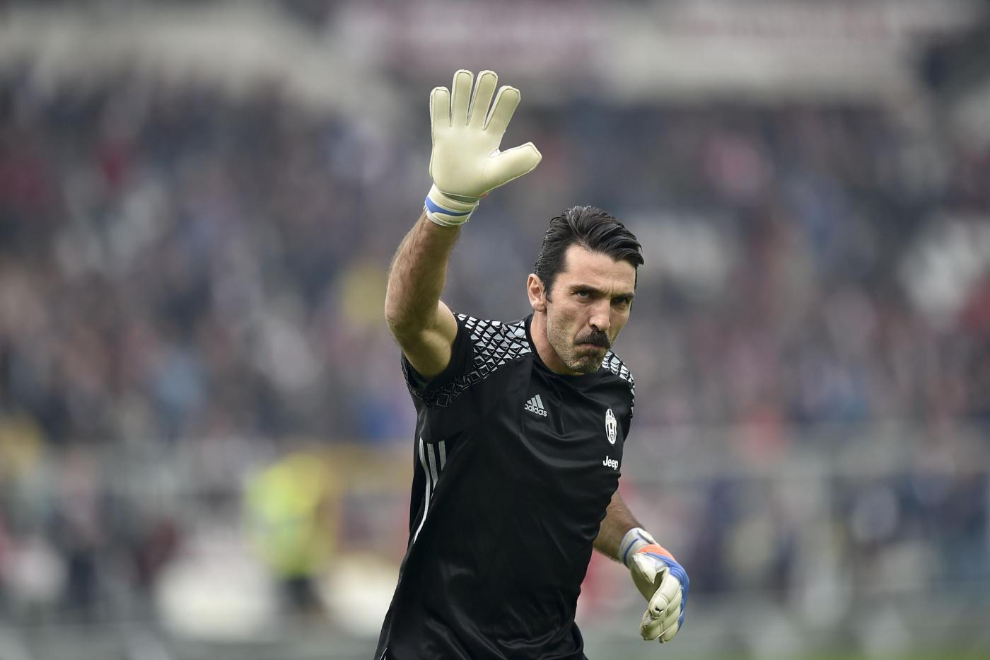Buffon (LaPresse/Daniele Badolato)