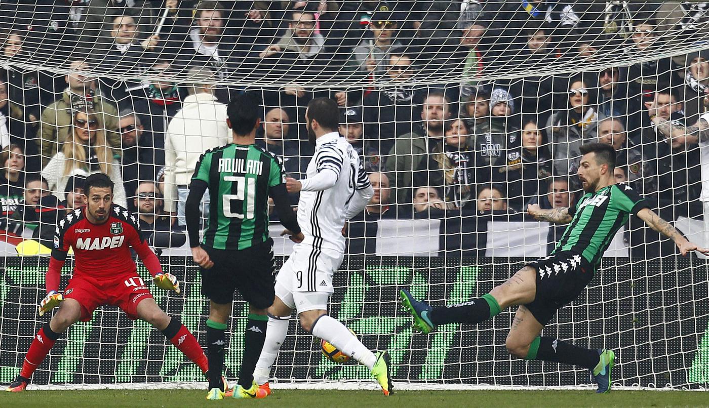 Sassuolo Vs Juventus: Sassuolo Vs Juventus
