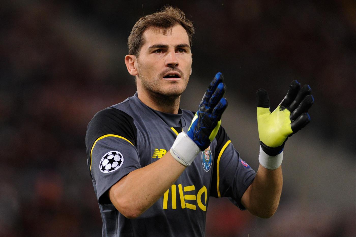 Casillas applaude al mercato della Juventus: