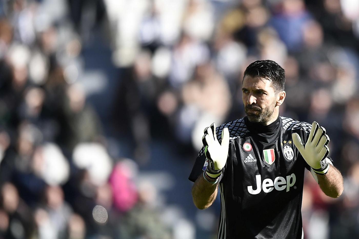 Buffon (LaPresse/Fabio Ferrari)