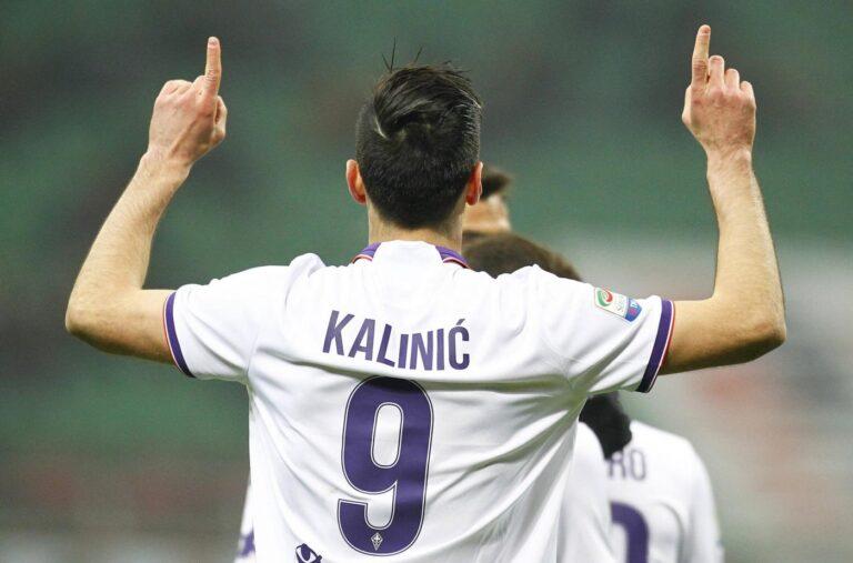 Kalinic (Foto LaPresse/Spada)