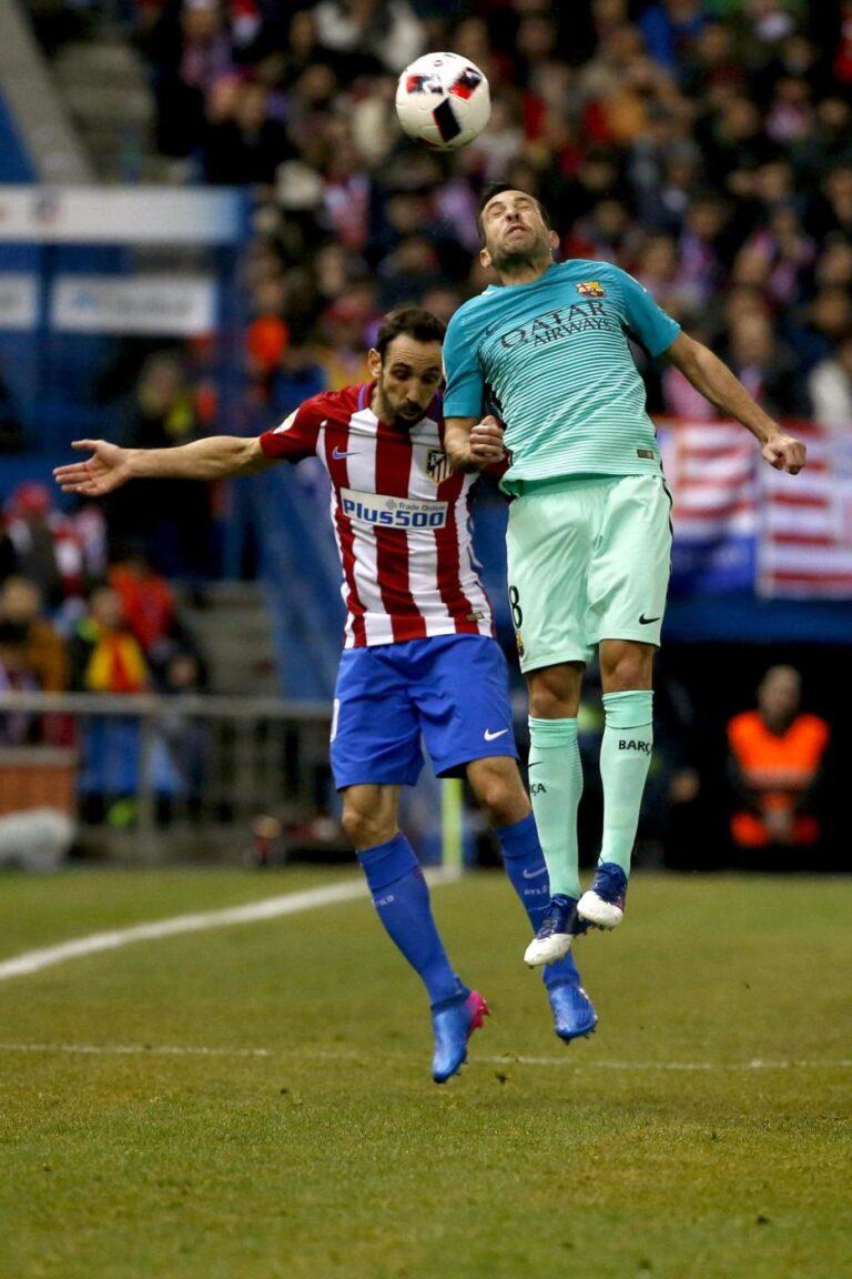 Jordi Alba (Foto LaPresse/EFE)