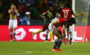 Clamoroso in Coppa d'Africa, l'Egitto manda a casa un calcia