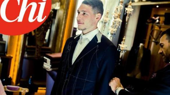 Matrimonio Belotti : Matrimonio belotti il gallo come fedez quot ecco cosa ho