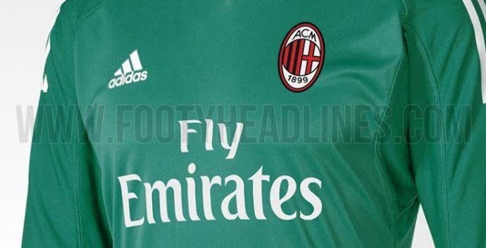 divisa AC Milan sito