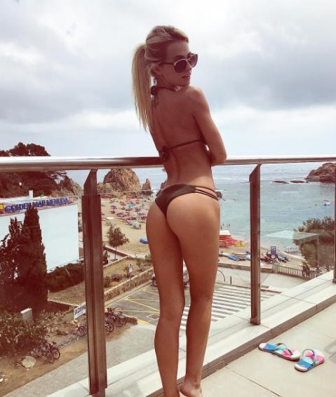 Giada Sciortino (Foto Instagram)