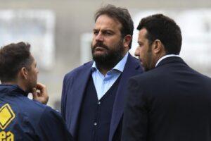 """Parma, Faggiano: """"Teniamoci la A, ma senza spese folli"""""""
