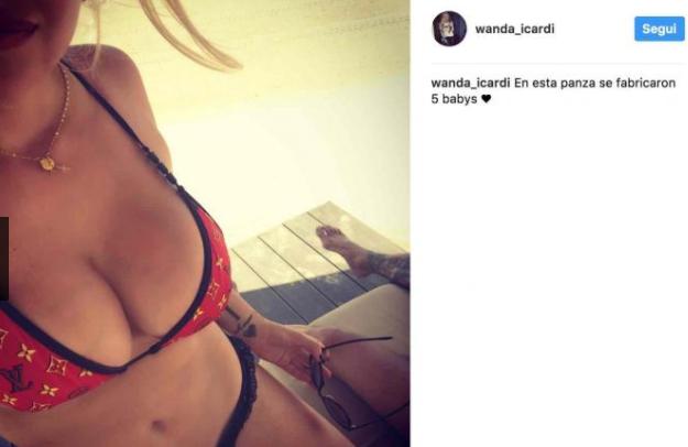 Wanda Nara sempre più sexy, la FOTO in bikini che ha scatenato i fan