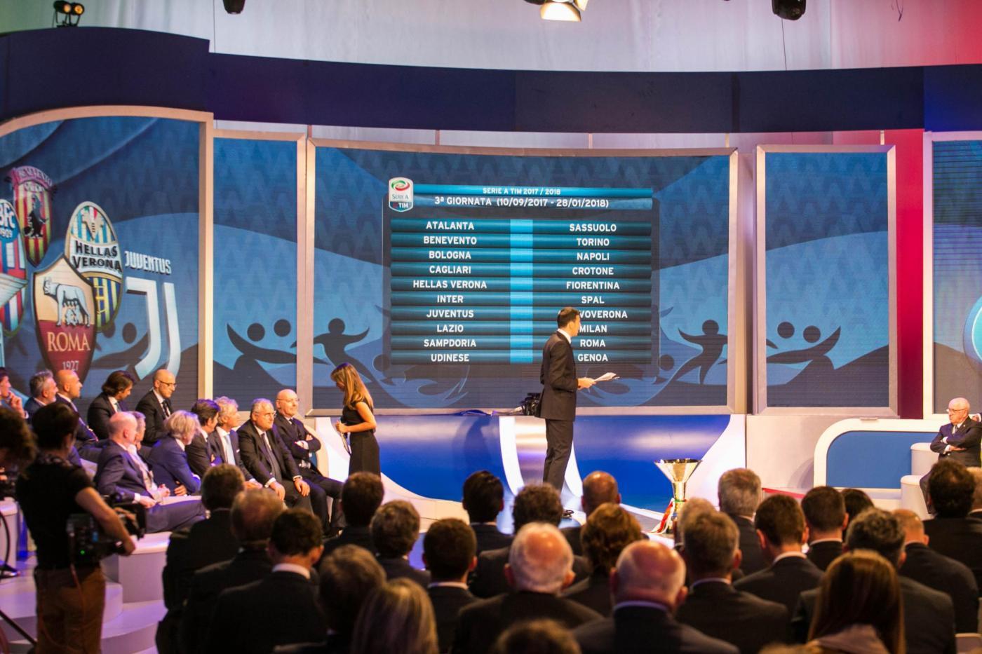 Estrazione Calendario Serie A.Sorteggio Calendario Serie A Data Orario Streaming E Criteri