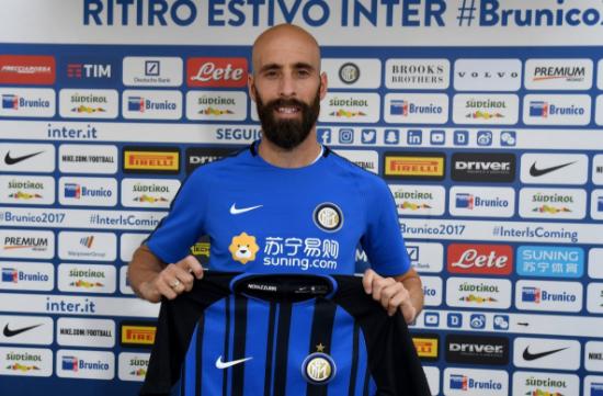 Inter, Borja Valero tra obiettivo Champions e lotta Scudetto, poi una frecciata a Bernardeschi…