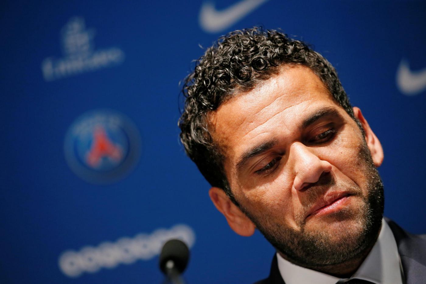 Juventus Dani Alves, il retroscena sull'addio dell'esterno brasiliano