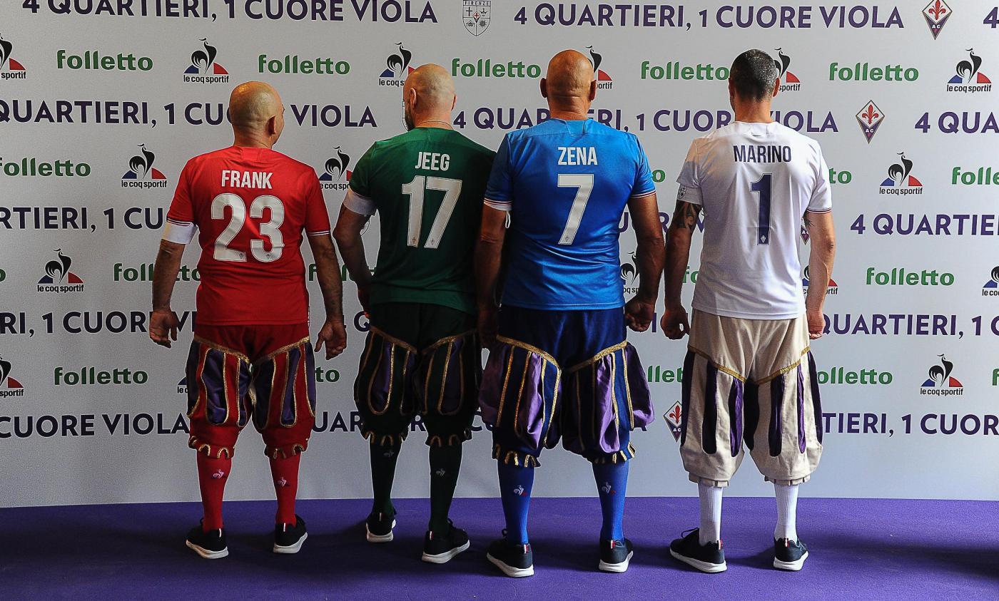 167b92bab Nuove maglie Fiorentina 2017/2018: la presentazione