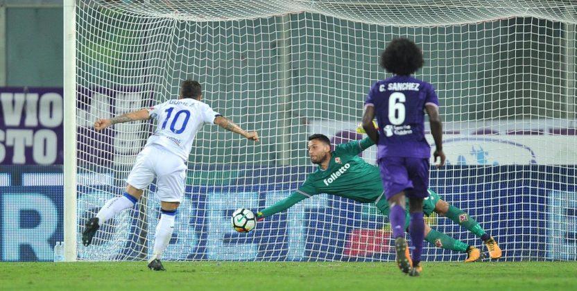 Alla Fiorentina non basta Chiesa: Freuler gela il 'Franchi', l'Atalanta non muore mai [GALLERY]