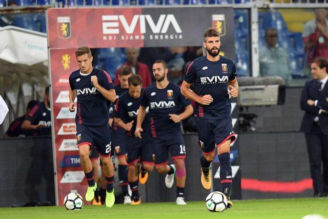 Genoa-Bologna, Palacio: