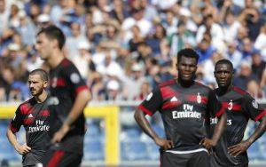 Serie A, classifiche a confronto: Samp ed Inter volano rispetto al 16/17, dramma Genoa, il Milan 'sorprende'