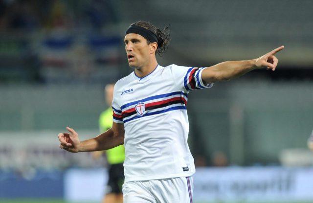 Allenamento calcio Sampdoria acquisto