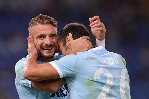 """La Lazio di Inzaghi vince e convince: 3 0 al Cagliari, Juve """"agguantata"""""""